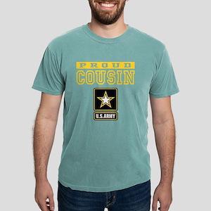 armycousin2 Mens Comfort Colors Shirt