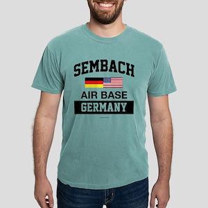 Sembach Air Base Germany Mens Comfort Colors Shirt