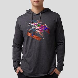Basics_Eagle Mens Hooded Shirt