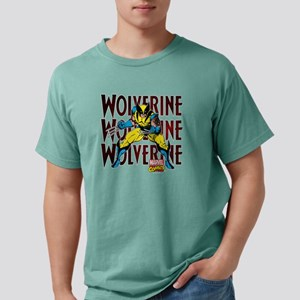 Wolverine Mens Comfort Colors Shirt