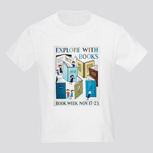 1957 Children's Book Week Kids T-Shirt