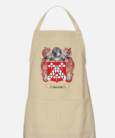 Meads Coat of Arms - Family Crest Apron