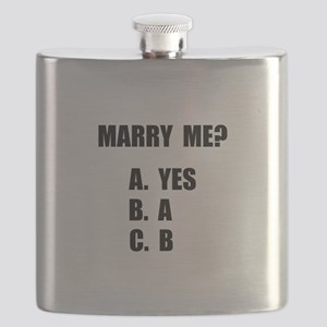 Marry Me Flask