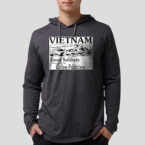 GUTLESS Mens Hooded Shirt