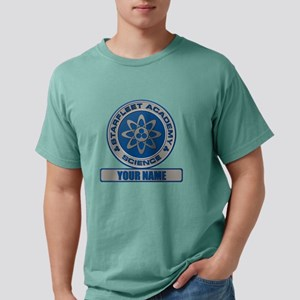 Starfleet Academy Scienc Mens Comfort Colors Shirt