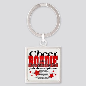 Special Order for Cheer Station Square Keychain