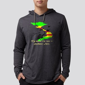 senior trip Mens Hooded Shirt