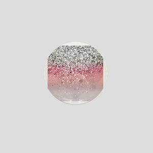 Glitteresques X Mini Button