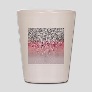 Glitteresques X Shot Glass