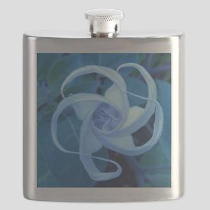 MOON FLOWER Flask