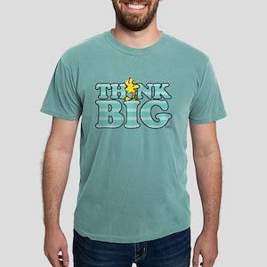 Woodstock-Think Big Mens Comfort Colors Shirt