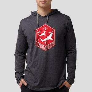 snow_bird_aerobatic Mens Hooded Shirt