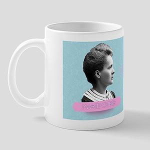 Marie Curie Historical Mug