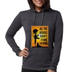 HEROES TRIBUTE Womens Hooded Shirt