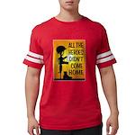 HEROES TRIBUTE Mens Football Shirt