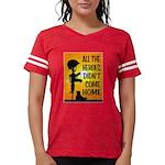 HEROES TRIBUTE Womens Football Shirt