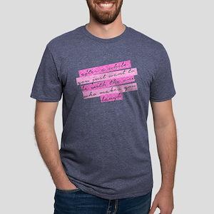 SATC: Makes You Laugh Mens Tri-blend T-Shirt