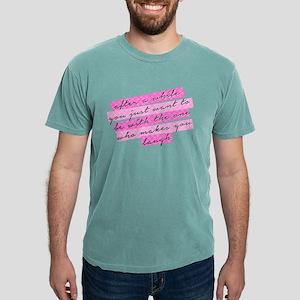 SATC: Makes You Laugh Mens Comfort Colors Shirt
