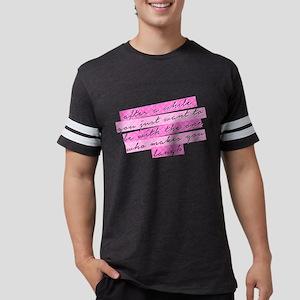 SATC: Makes You Laugh Mens Football Shirt
