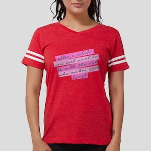 SATC: Makes You Laugh Womens Football Shirt