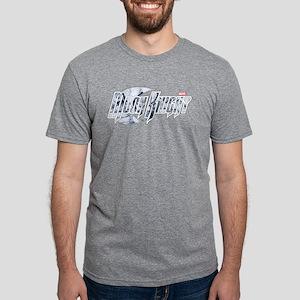 Moon Knight Logo Dark Mens Tri-blend T-Shirt