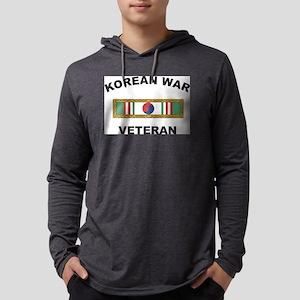 vet-korean1 Mens Hooded Shirt