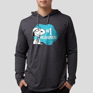 NumberOneGrandson Mens Hooded Shirt