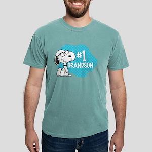 NumberOneGrandson Mens Comfort Colors Shirt