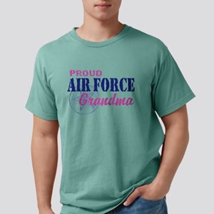 airforcegrandma771 Mens Comfort Colors Shirt