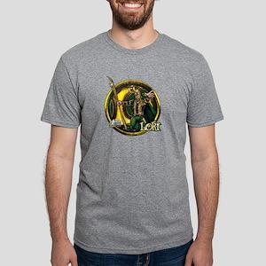 Avengers Loki Mens Tri-blend T-Shirt