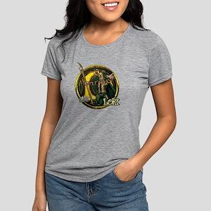 Avengers Loki Womens Tri-blend T-Shirt