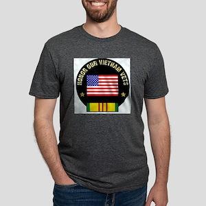 vietvets2 Mens Tri-blend T-Shirt