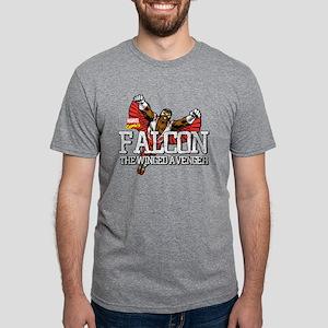 The Winged Avenger 2 Mens Tri-blend T-Shirt