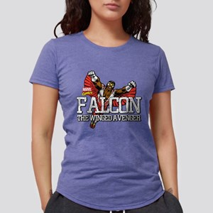 The Winged Avenger 2 Womens Tri-blend T-Shirt