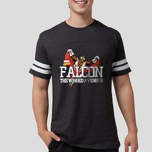 The Winged Avenger 2 Mens Football Shirt