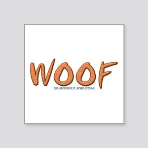 Woof_1 Sticker