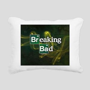 Breaking Bad Logo Rectangular Canvas Pillow