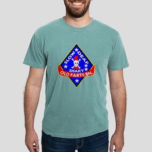 Old Farts Battalion Slow Mens Comfort Colors Shirt