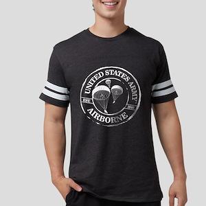 Army Airborne Mens Football Shirt