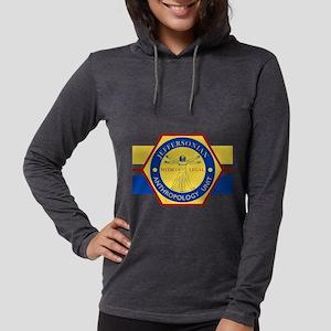 Bones Jeffersonian Anthropolog Womens Hooded Shirt