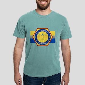 Bones Jeffersonian Anthr Mens Comfort Colors Shirt