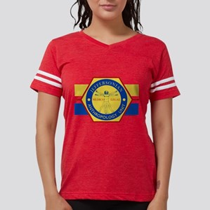 Bones Jeffersonian Anthropol Womens Football Shirt