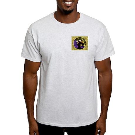 Ash Grey T-Shirt w/ Verossa Symbol
