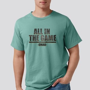The Wire All in the Game Mens Comfort Colors Shirt