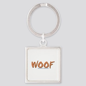 Woof_1a Keychains