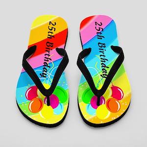 25 YR OLD Flip Flops