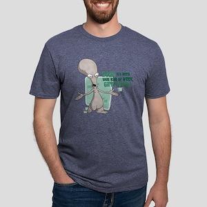 American Dad Girlfriend Dar Mens Tri-blend T-Shirt