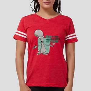 American Dad Girlfriend Dark Womens Football Shirt