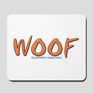 Woof_11 Mousepad