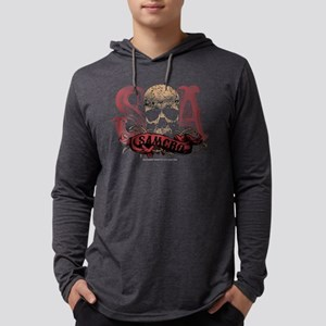 SOA DNA Mens Hooded Shirt
